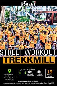 Street Workout Trekkmill