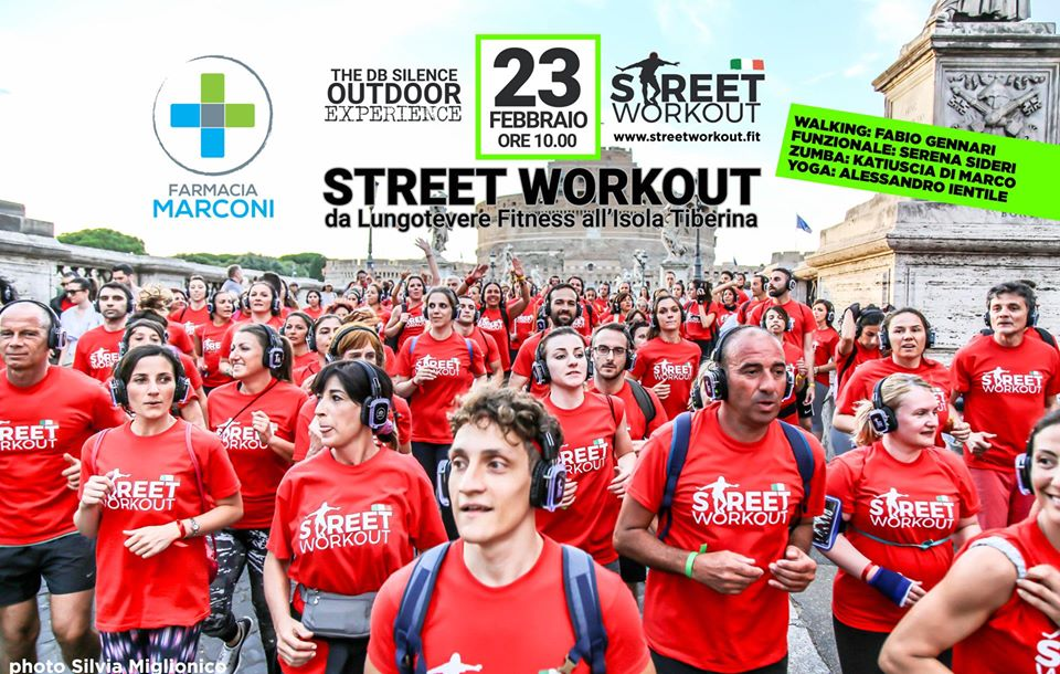Street Workout Lungotevere Fitness