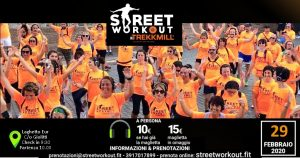 Street Workout Trekkmill Program EUR