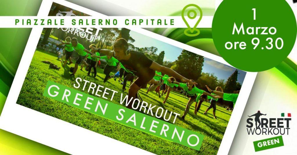 street workout green salerno
