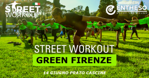 Street Workout Green Prato