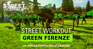 Street Workout Green Prato