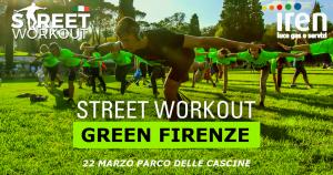 Street Workout GreenDay Firenze Iren Luce Gas e Servizi