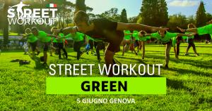 street workout green genova