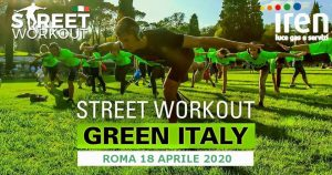 Street Workout GreenDay Roma Iren Luce e Gas