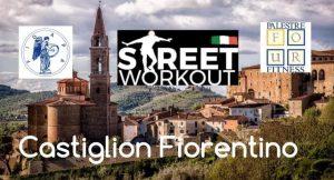 Street Workout Castiglion Fiorentino