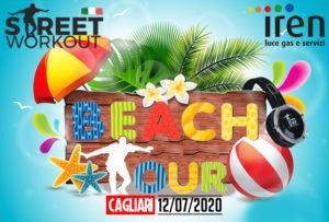 Street Workout BEACH TOUR Cagliari