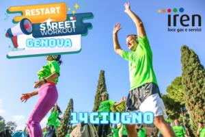 street workout genova