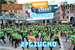 street workout savona
