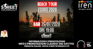 SWO Beach Tour Bari