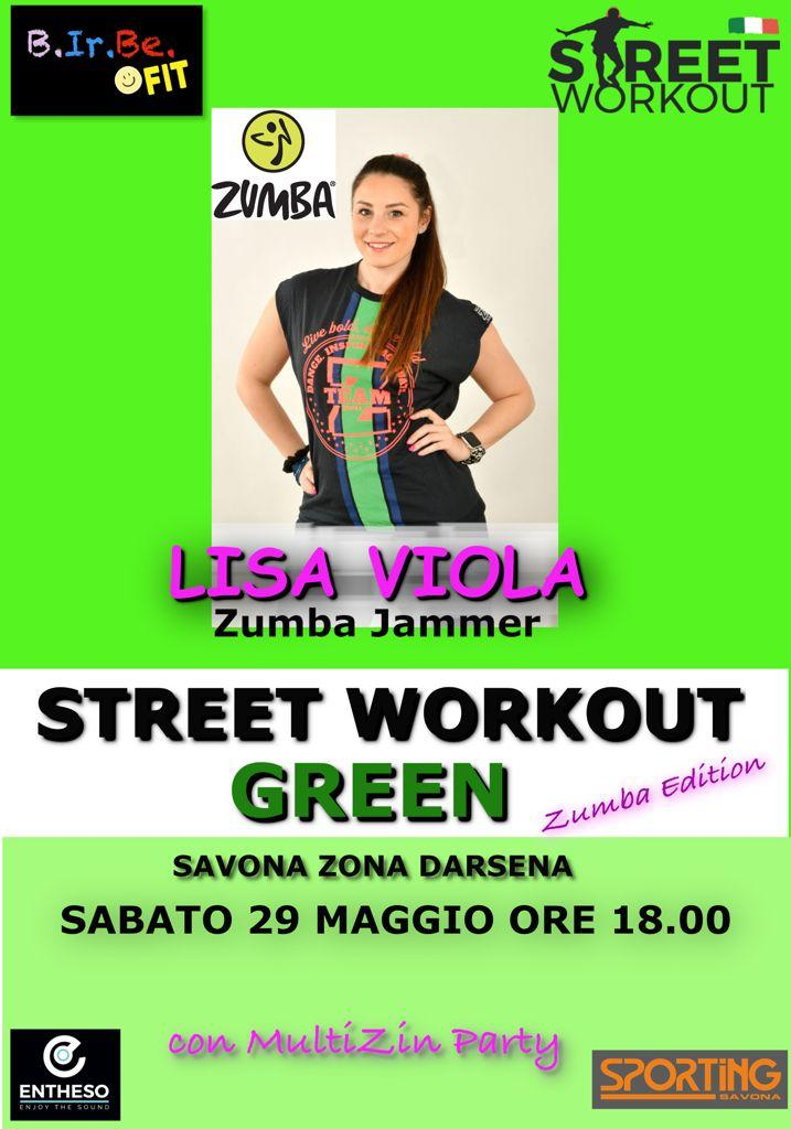 StreetWorkout Green